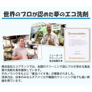 善玉バイオ洗剤浄 JOE (1.3kg)(計量用スプーン付) エコプラッツ ミニ浄(30g)2袋プレゼント|shizenkan|07