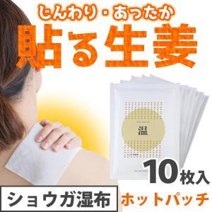 ホットパッチ(10枚入(1枚10cm×14cm)) 吉田養真堂 5月新商品|shizenkan