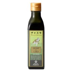 チャスキブレンドオイルCBD(180g) アルコイリスカンパニー 9月新商品 shizenkan