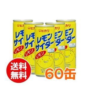 レモンサイダー(250ml×30本セット) 2ケース ヒカリ まとめ買い|shizenkan
