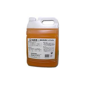 EM液体洗濯せっけん(5L) シャボン玉|shizenkan