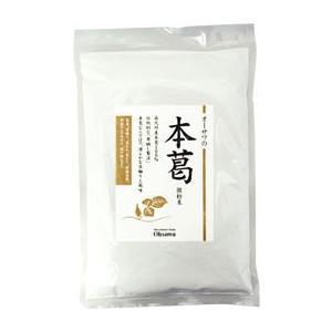 オーサワの本葛(微粉末)(500g) オーサワジャパン