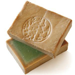 オリーブオイルとローレル(月桂樹)/オイルの石けん ■地中海のシリアで数千年も前から作られている石け...