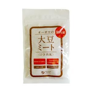 オーサワの国内産大豆ミート(ひき肉風)(100g) オーサワジャパン|shizenkan