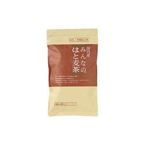 みんなのはと麦茶(160g(8g×20P)) 小川生薬