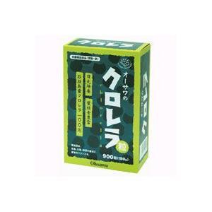 オーサワのクロレラ粒(石垣島産)(180g(200mg×900粒)) オーサワジャパン|shizenkan