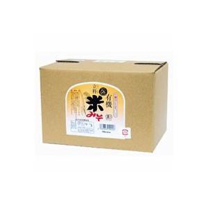 有機立科米みそ(3.6kg箱) 大容量商品 オーサワジャパン|shizenkan