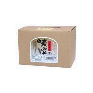 有機立科麦みそ(3.6kg) 大容量商品 オーサワジャパン|shizenkan