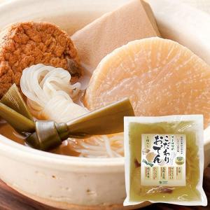 オーサワのこだわりおでん(5種入り)(370g) オーサワジャパン 冬季限定|shizenkan