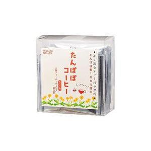 たんぽぽコーヒー(カップ用TB)ミニ(16g(2g×8包)) かんたろう合資会社 shizenkan