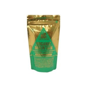 オーガニックマウンテン有機インスタントコーヒー(袋)(80g)  ダーボン・オーガニックジャパン|shizenkan