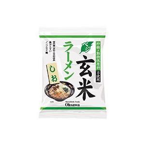 オーサワのベジ玄米ラーメン(しお)(112g(うち麺80g)...