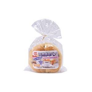 天然酵母パン レーズン 1個 健康フーズ|shizenkan