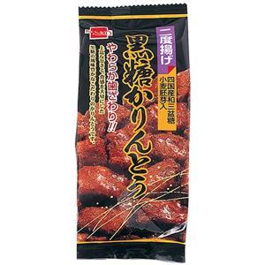 二度揚げ 黒糖かりんとう(210g) 健康フーズ