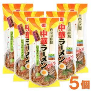 中華ラーメン(81g×3) 5個セット 健康フーズ shizenkan