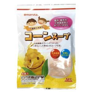 ザ・マルタ・セレクション コーンスープ(48g(12g×4袋)) 太田油脂|shizenkan