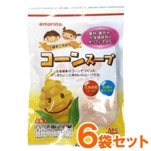 ザ・マルタ・セレクション コーンスープ(48g(12g×4袋)) 6袋セット 太田油脂|shizenkan