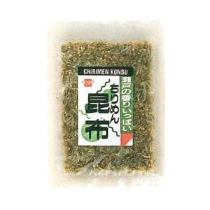 ちりめん昆布(45g) 健康フーズ|shizenkan