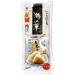 潮の華 いわしふりかけパック(3g×6P) カクサ shizenkan
