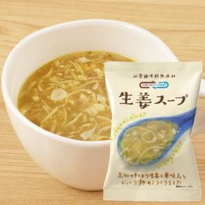 NATURE FUTURe 生姜スープ(10.6g) コスモス食品|shizenkan