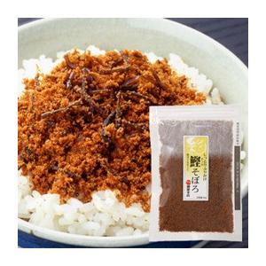鰹そぼろ(80g) 柳屋本店|shizenkan