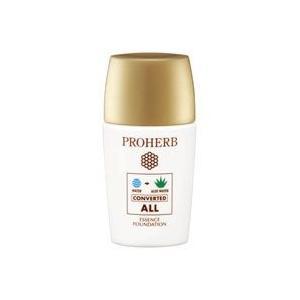 プロハーブ 美容液ファンデーション ベージュ(30ml) 岐阜アグリフーズ 1回の注文毎にプロハーブサンプルプレゼント|shizenkan