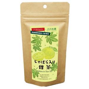 じゃばら入り甜茶(2g×14袋) 小川生薬|shizenkan