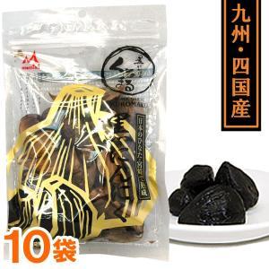 熟成黒にんにく くろまる(31粒(120g以上)) 10袋セット MOMIKI|shizenkan