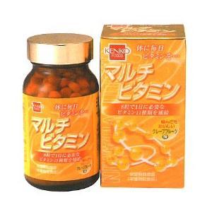 マルチビタミン(240粒) 健康フーズ shizenkan