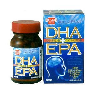 DHA+EPA(60粒) 健康フーズ shizenkan
