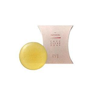 パックスナチュロン フェイスクリアソープ(洗顔石けん)(95g) 太陽油脂|shizenkan