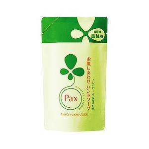 パックスお肌しあわせハンドソープ(詰替用)(300ml) 太陽油脂|shizenkan