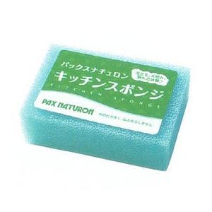 パックスナチュロン キッチンスポンジ(グリーン)(1個(8g)) 太陽油脂