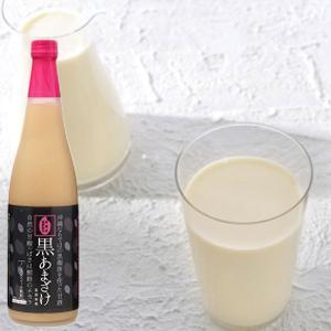 黒あまざけ(720ml) 忠孝酒造|shizenkan