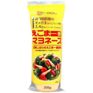 えごま一番マヨネーズ(205g) 創健社