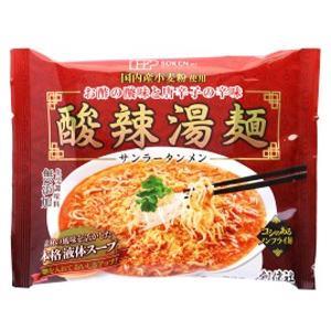 酸辣湯麺(サンラータンメン)(111g) 創健社|shizenkan