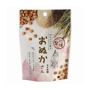 使用している基本材料は、米ぬか、米粉、米油、米あめとすべてお米由来の原料だけ! 着色料・保存料・砂糖...