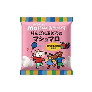 メイシーちゃん(TM)のおきにいり りんごとぶどうのマシュマロ(16個(8個×2種)) 創健社