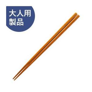 YOKOHAMA WOOD かえで箸・大人向け 1膳(ウルシ) TOMATO畑 shizenkan