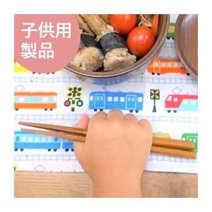 YOKOHAMA WOOD カエデこども箸 1膳(ウルシ) TOMATO畑 shizenkan