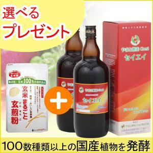 400円クーポン 玄煎粉(500g)+大和酵素セイエイ(12...