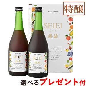 大和酵素セイエイ・特醸(1200ml) やまと酵素 選べるプレゼント付  春季限定|shizenkan