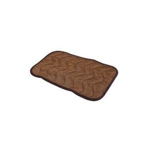 オーラ蓄熱キルト ラージサイズ(チョコ) ユメロン黒川|shizenkan