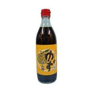 【合計10,800円以上購入で】兵庫県養父市産ゆずぽん酢500ml|shizenkizuna-store