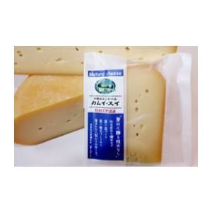和製エメンタール カムイ・スイ120g 【沖縄・離島は注文は受け付けておりません】【産直品の為、同梱・代引き不可】【北海道 チーズ/ほっかいどう/cheese】|shizenkizuna-store