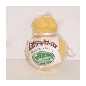 【北海道 チーズ】佳(か)チョカバロ200g前後【沖縄・離島は注文は受け付けておりません。産直品の為同梱・代引き不可】【ほっかいどう】【cheese】|shizenkizuna-store
