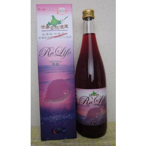 紫蘇ジュース加糖希釈用720ml瓶【北海道知床の豊かな自然に育てられた最高のピュアな紫蘇だけを使いました。】 shizenkizuna-store