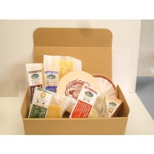 北海道 チーズ 誇り高きチーズ6品Aセット(木箱付) ウオッシュ系[おこっぺ山のチーズ]が丸ごと400g shizenkizuna-store