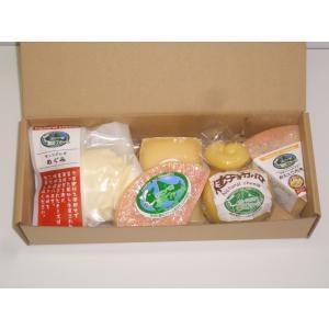 北海道 チーズ 誇り高きチーズ5品・Bセット shizenkizuna-store