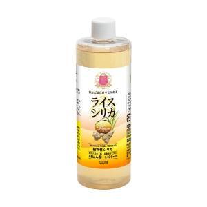 植物性ケイ素濃縮液 ライスシリカプレミアム 500ml shizenkizuna-store